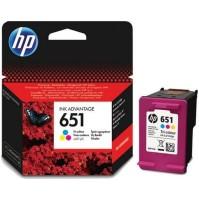 HP 651 HP C2P11AE barevná