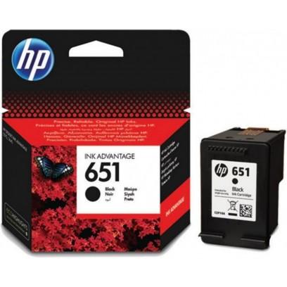 HP 651 HP C2P10AE černá