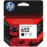 HP 652 černá, HP F6V25AE