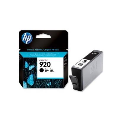 HP 920, HP CD971AE černá