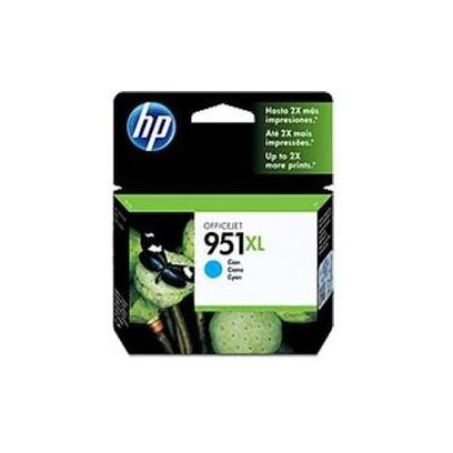 HP 951XL azurová