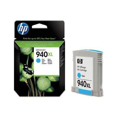 HP 940XL, HP C4907AE azurová