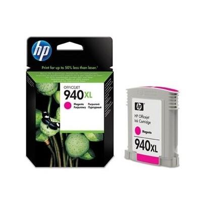 HP 940XL, HP C4908AE purpurová