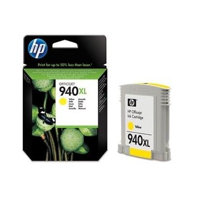 HP 940XL, HP C4909AE žlutá