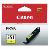Canon CLI-551Y žlutá