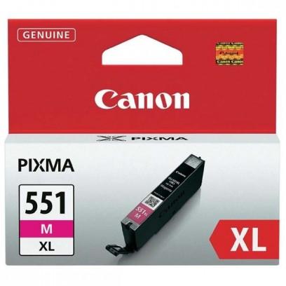 Canon CLI-551M XL purpurová