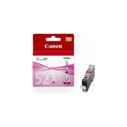 Canon CLI-521M purpurová