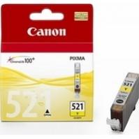 Canon CLI-521Y žlutá