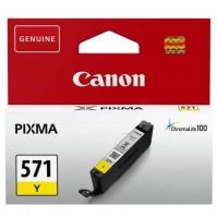 Canon CLI-571Y žlutá