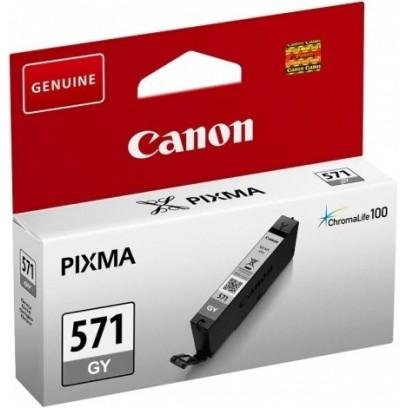 Canon CLI-571GY šedá