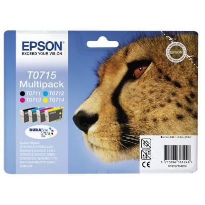 sada Epson T0711 + T0712 + T0713 + T0714