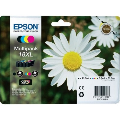 Sada Epson T1811+T1812+T1813+T1814