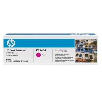 Toner HP CB543A