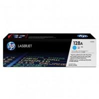 Toner HP 128A, HP CE321A azurový