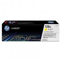 toner HP 128A, HP CE322A žlutý