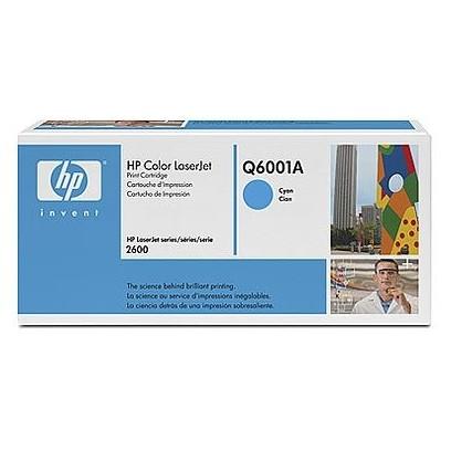 HP Q6001A, HP 124A azurový