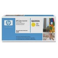 HP Q6002A, HP 124A žlutý