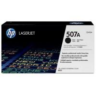Toner HP CE400A, HP 507A černý 5500 stran
