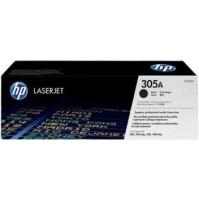 Toner HP CE410A, HP 305A černý 2200stran
