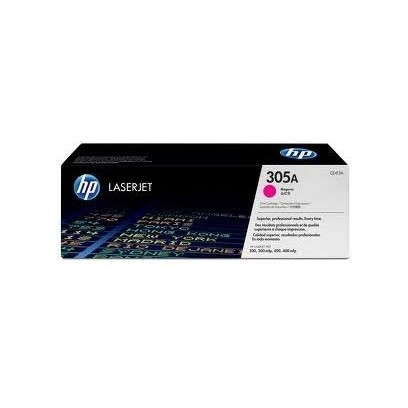Toner HP CE413A, HP 305A purpurový 2600stran