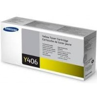 Toner Samsung CLT-Y406S žlutý