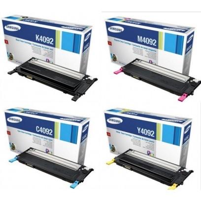 sada Samsung CLT-K4092S + Samsung CLT-C4092S + Samsung CLT-M4092S + Samsung CLT-Y4092S