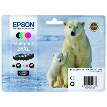 Sada Epson 26XL originál