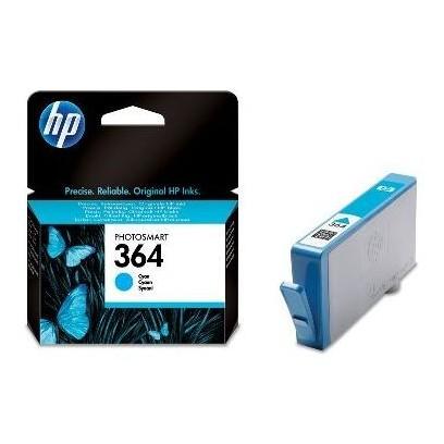 HP 364, HP CB318EE azurová (300 stran)