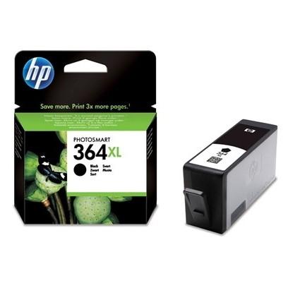 HP 364XL, HP CN684EE černá (550 stran)