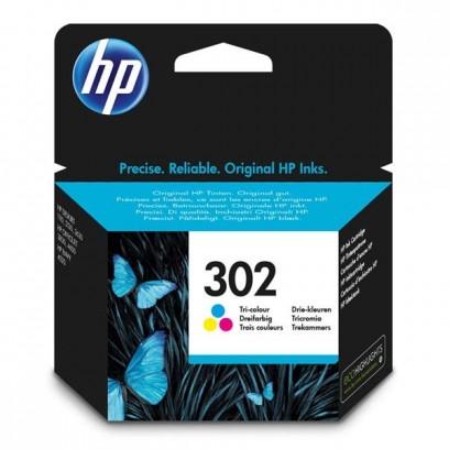 HP 302, HP F6U65AE barva