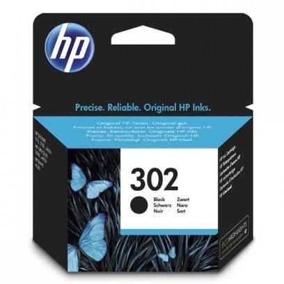 HP 302, HP F6U66AE černá