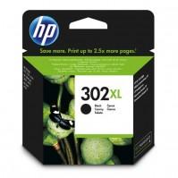 HP 302XL, HP F6U68AE černá
