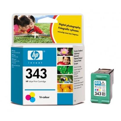 HP 343, HP C8766E barevná (330stran)