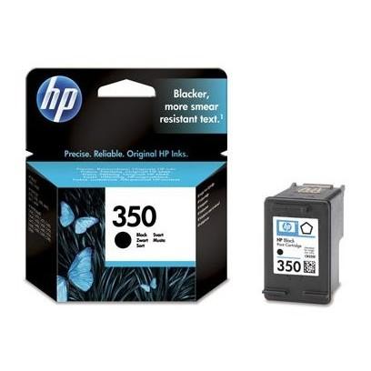 HP 350, HP CB335EE (4,5ml) černá