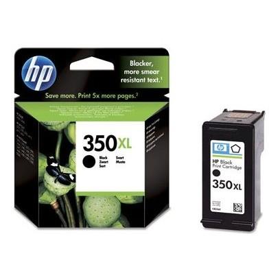 HP 350XL, HP CB336EE (25ml) černá