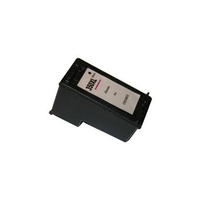 Kompatibilní HP 350XL, HP CB336EE (25ml) černá