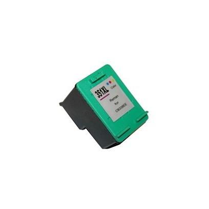 Kompatibilní HP 351XL, HP CB338EE (14ml) barevná