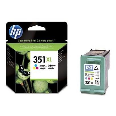HP 351XL, HP CB338EE (14ml) barevná