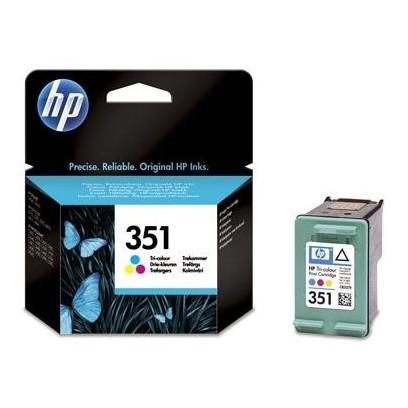 HP 351, HP CB337EE (3,5ml) barevná