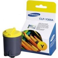 Samsung CLP-Y300A žlutý