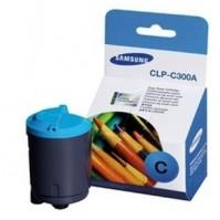 Samsung CLP-C300A azurový
